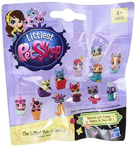 Littlest Pet Shop Store Sac (Multicolore)