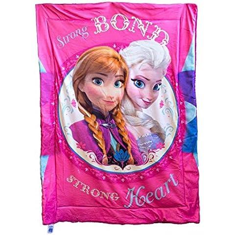 Disney Frozen Sister Bond Royal–Manta (tejido raschel, 40