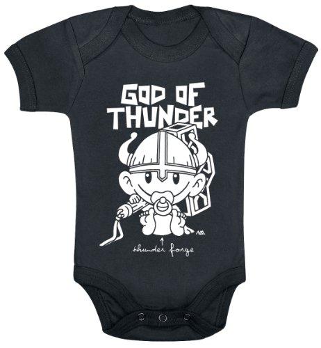 Art Worx God of Thunder Babystrampler 0-18 Monate -