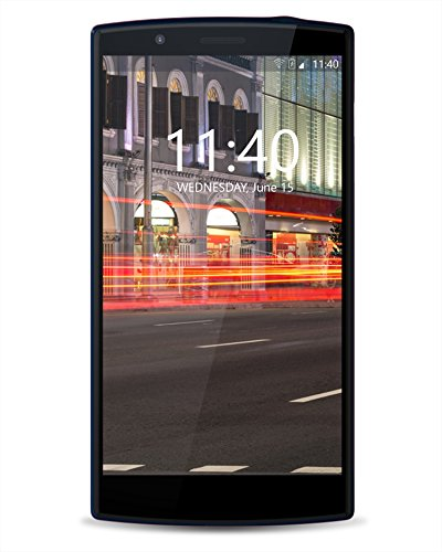 Hyve Buzz  Android Smartphone (midnight Blue, 16gb)