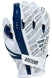 adidas adizero 5-star 6.0 American Football Receiver Handschuhe - weiß/navy Gr. XL