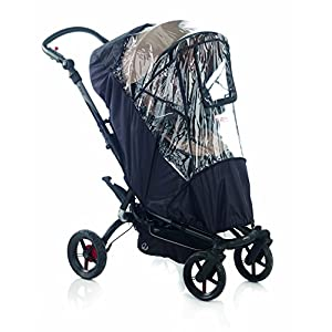 Jane Raincover for Pushchair (Unv/Nylon) Izmi Use from birth (3.2kg-15kg), new born cushion inserts included with carrier Includes mesh panel to increase ventilation and keep your baby cool in warmer weather 4 carrying positions: front carry, outward facing carry, hip carry or back carry 6