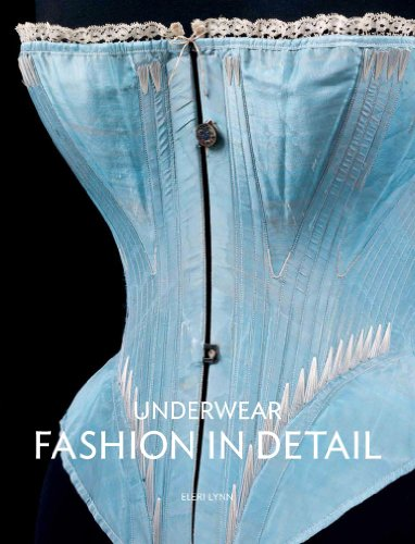 Underwear: Fashion in Detail por Eleri Lynn