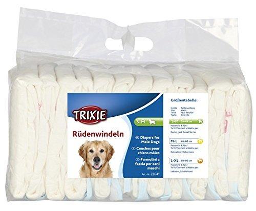 Windeln für Rüden L–XL 12 St.
