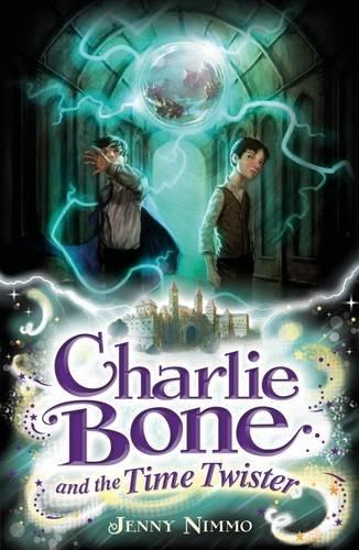 Preisvergleich Produktbild The Time Twister (Charlie Bone)