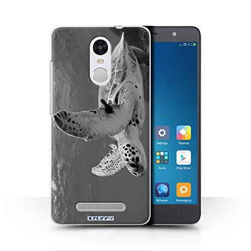 Stuff4 Hülle / Case für Xiaomi Redmi Note 3 / Schildkröte Muster / Zoo-Tiere Kollektion