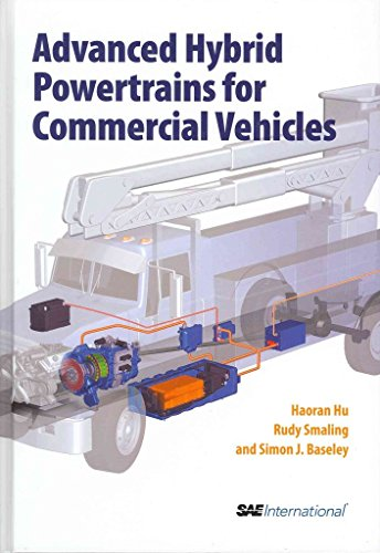 [(Advanced Hybrid Powertrains for Commercial Vehicles)] [By (author) Haoran Hu ] published on (November, 2012)