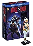 Les Aventures de la Ligue des justiciers - Dieux et monstres - Blu-ray - DC COMICS [Édition Limitée Blu-ray + DVD + Copie digitale + Figurine]