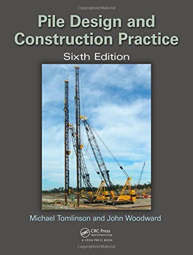 Pile Design and Construction Practice, Sixth Edition 6th edition by Tomlinson, Michael, Woodward, John (2014) Hardcover