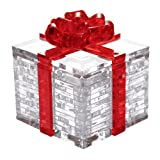 Crystal puzzle gift box Red 50160
