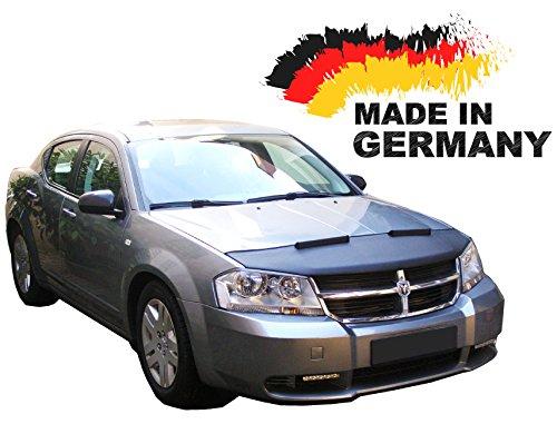 black-bull-dodge-avenger-protector-del-capot-car-bra-bonnet-hood-tuning-coche-mascara-nuevo