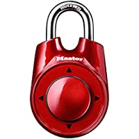 Master Lock 1500iD Speed Dial Combination Lock, Assorted Colors