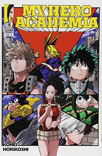 My Hero Academia, Vol. 8 por Kohei Horikoshi