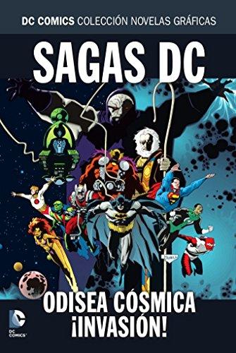 Colección Novelas Gráficas - Especial Sagas DC: Odisea cósmica/¡In