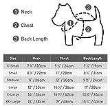 BesserBay Hunde Weihnachtspullover Hundeshirt Hundeanzug Strickpullover Hund Kleidung für Katzen