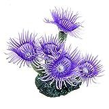 philna12Künstliche Sea Anemone Koralle Harz Aquarium Dekoration Aquarium Ornament Flower