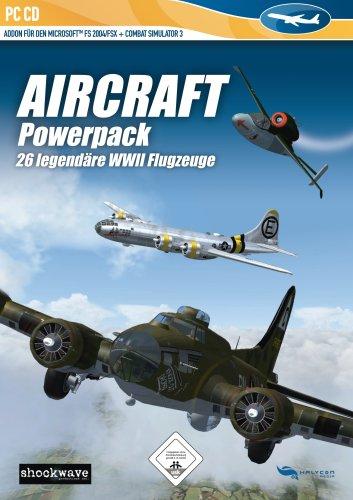 Flight Simulator 2004 - Aircraft Powerpack: 26 legendäre WW2 Flugzeuge (Add-On) (Pc-spiele Ww2)