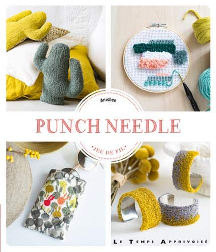 Punch Needle par  Sabine d. Anisbee