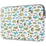 Lamyba 15.6 Inch Cactus Laptop Sleeve Case Bag