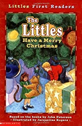 The Littles Have a Merry Christmas (Little First Readers) by John Peterson (2003-10-01)