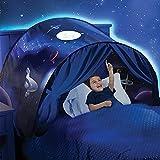 Nifogo Dream Tents Bettzelt Traumzelt, Magical World Traum Zelt, Kinder Schlafzimmer Dekoration Kinder Lesen (Space Adventures)