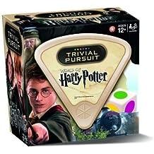 Trivial Pursuit - El mundo de Harry Potter Una Nueva Giro el clásico Juego de TRIVIAL PURSUIT
