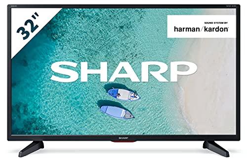 """Oferta de Sharp 32CB6E - TV 32 pulgadas 32"""" (resolución 1368 x 720, 3X HDMI, 2X USB) Color Negro"""