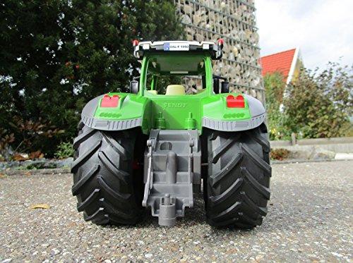 RC Auto kaufen Traktor Bild 2: Jamara RC Traktor Fendt 1050 Vario Maxi Schlepper 4 Batterien 37,5cm Länge 405035-B*