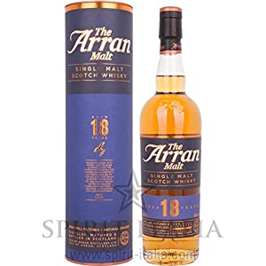 The Arran 18 Years Old GB 46,00 % 0.7 l. by Verschiedene