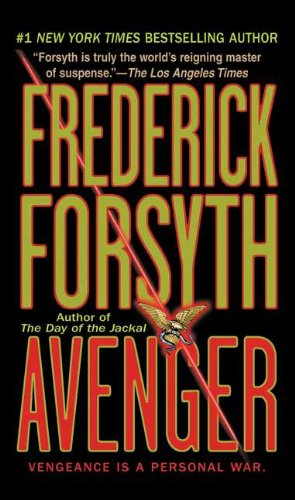 Avenger: A Thriller (English Edition)