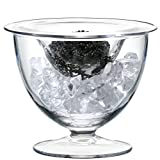 LSA International 14 cm Servir Caviar Ensemble Clair,