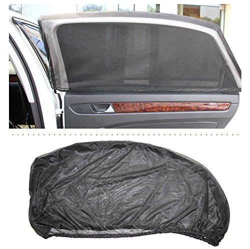 e bestar 2pcs pare soleil de voiture pour vitres lat rales anti moustique de moustiquaire de. Black Bedroom Furniture Sets. Home Design Ideas