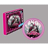 MONSTER HIGH WALL CLOCK 25,5cm DIAM FANGS