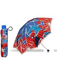 Marvel Spiderman - Parapluie Pliable pour enfants 55cm