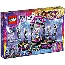 LEGO Friends 41105 Pop Star Show Stage Building Kit by LEGO