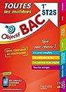 Objectif Bac - Toutes les matières 1ère ST2S par Hachette