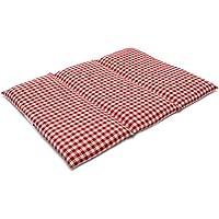 Kirschkernkissen groß 40x30 | 3-Kammer | rot-weiß | Wärmekissen | Körnerkissen preisvergleich bei billige-tabletten.eu
