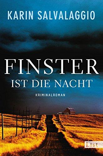 Buchseite und Rezensionen zu 'Finster ist die Nacht' von Karin Salvalaggio
