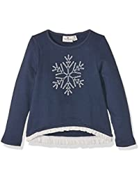 Tom Tailor with Snowflake, Sweat-Shirt Fille