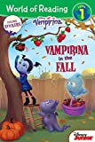 World of Reading: Vampirina Vampirina in the Fall (Level 1)
