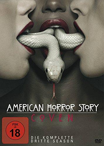 American Horror Story: Coven (Die komplette dritte Season) [4 DVDs] (American Horror Story Coven)
