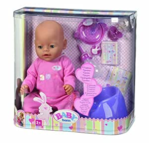 Zapf Creation Baby Born Magic Eyes Doll Amazon Co Uk