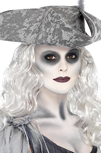Adulto Halloween Fantasma Barco Pirata Kit De Maquillaje