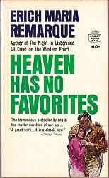 Heaven Has No Favorites