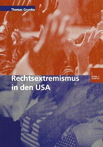 Rechtsextremismus In Den U.S.A.