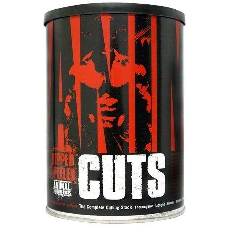 1. Quemador de grasa Animal Cuts