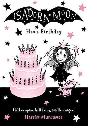 Isadora Moon Has a Birthday por Harriet Muncaster