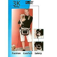 Dog Bag - Sac de Transport Pour Chien - Sacoche Multifonction - Sac à Friandises - Trekking Pack - Une Promenade Avec Votre Ami Aux 4 Pattes!