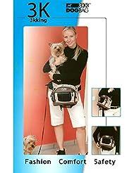 Bolso Perro - Bolso Mascotas -Trekking Pack - Riñonera - Excursiónes y Paseos Con Tu Mascota!