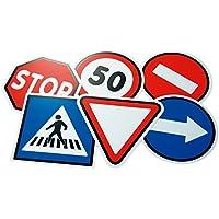 Henbea - 6 señales de trafico (943)
